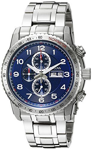 Bulova Men's 96C121 Marine Star Analog Display Quartz Silver Watch Bulova http://www.amazon.com/dp/B00G01I1ZO/ref=cm_sw_r_pi_dp_3eY8vb1H99WF8
