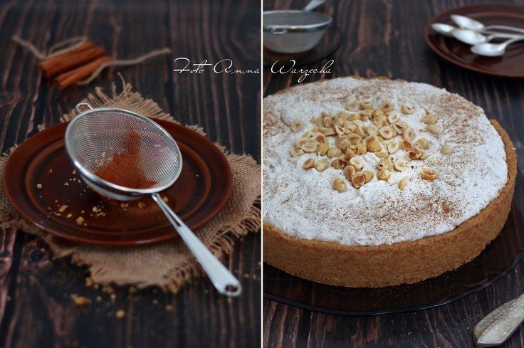 Ořech koláč s pusinky