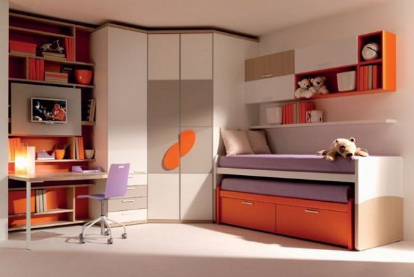 Furniture & Accessories Modern Kids Furniture By Doimo CityLine ...