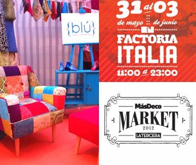 MásDeco Market te espera desde el próximo jueves 31 de mayo al domingo 3 de junio!!  Reapertura imperdible