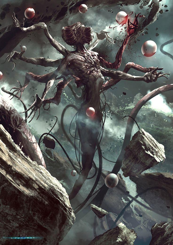 Balance Creature by Lordigan