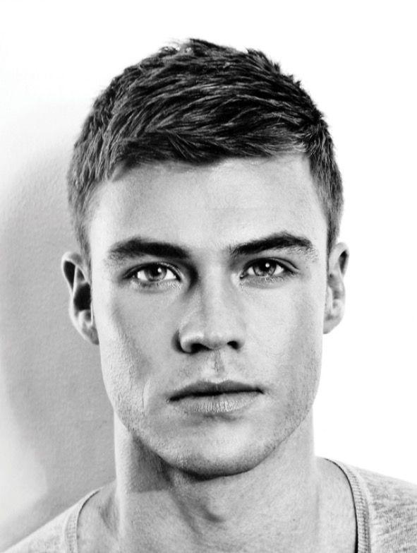 15 best Men\'s short hair images on Pinterest | Man\'s hairstyle ...