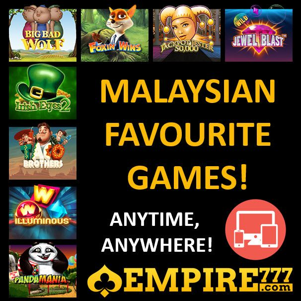Best Online Casino in Malaysia in 2018