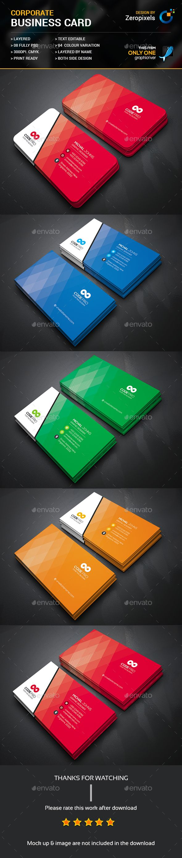 Best Business Card Images On Pinterest Business Card Design - Computer repair business card template