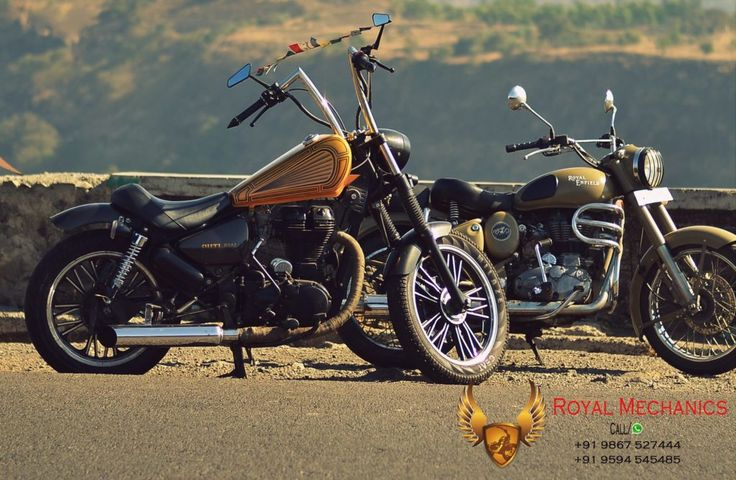 outlaw-old-school-bobber-charm-on-royal-enfield-thunderbird-royal-mechanics