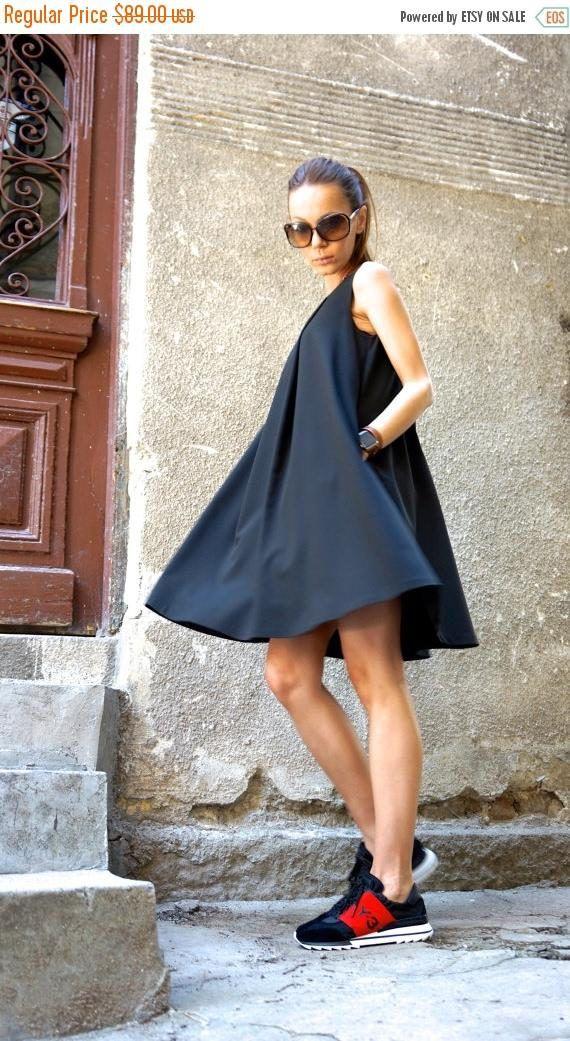 Verkauf neue Kollektion 2016 Sexy kleine schwarze Kleid /Doll