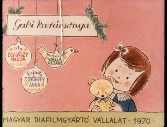 Gabi karácsonya