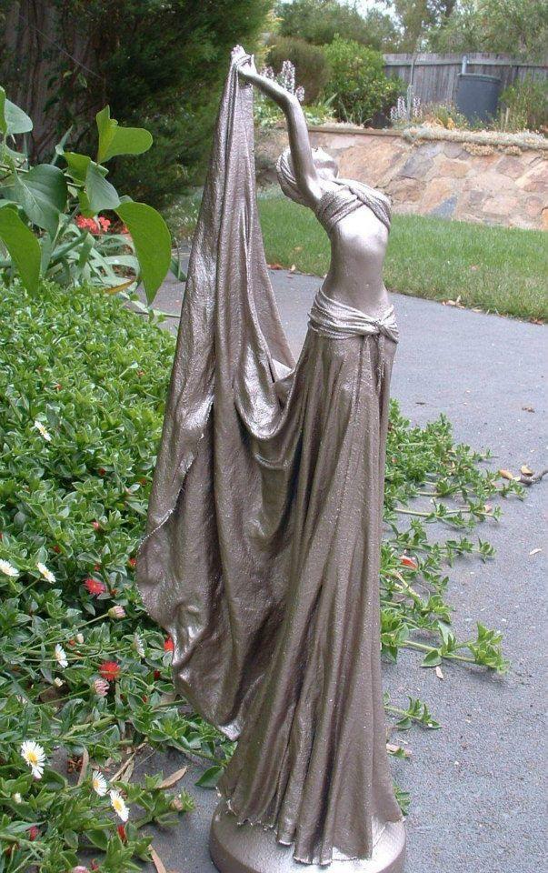 lady in silver powertex paverpol