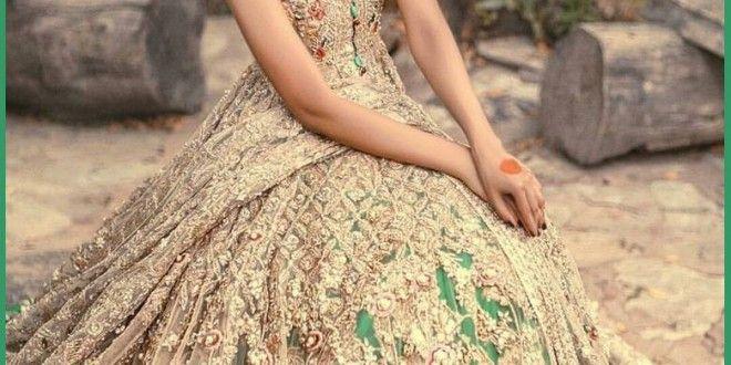 Pakistani bridal lehengas online shopping