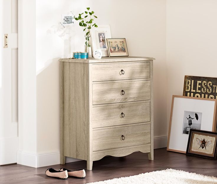 m bel zum wohlf hlen kommode in eichenholz optik f r. Black Bedroom Furniture Sets. Home Design Ideas