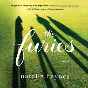 "The Furies: A Novel by Natalie Haynes (8h43m) #Audible #FirstLine: ""The first thing they'll ask me is how I met her. They already know how we met, of course. But that won't be why they're asking. It never is."""
