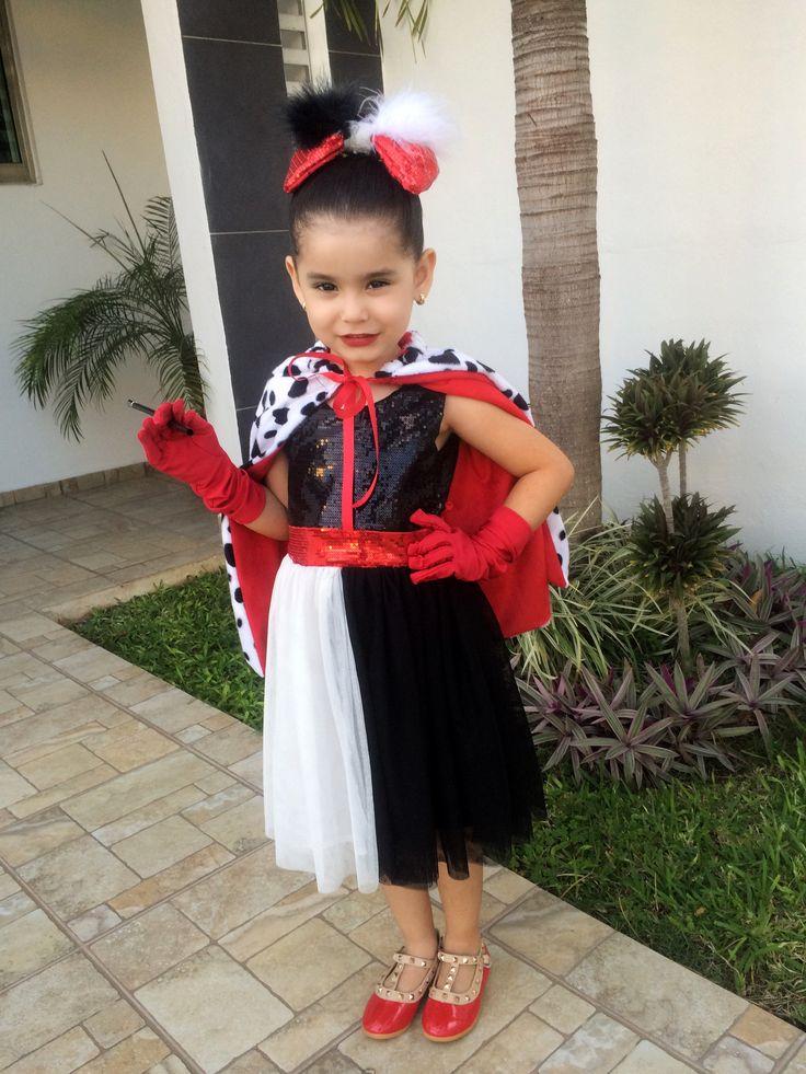 Best 25 cruella deville costume ideas on pinterest cruella deville halloween costume cruella - Costume halloween fille ...