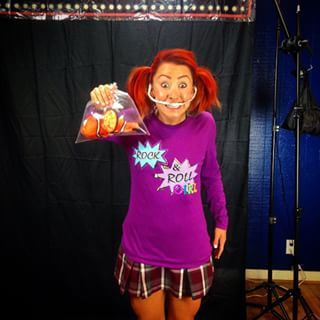 Darla from Finding Nemo | 28 Alternative Pixar Halloween Costume Ideas