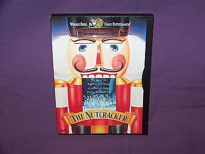The Nutcracker - George Balanchine (DVD, 1997) Feat. The New City York Ballet