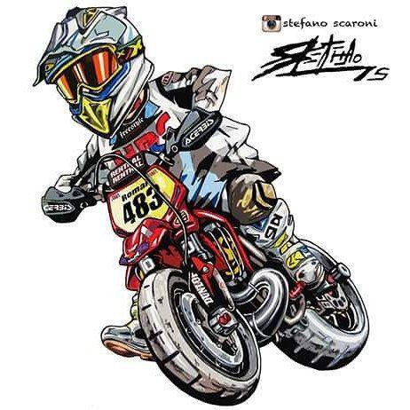 160 best motocross images on pinterest dirtbikes dirt bikes and resultado de imagen para esbozo de motocross fandeluxe Gallery