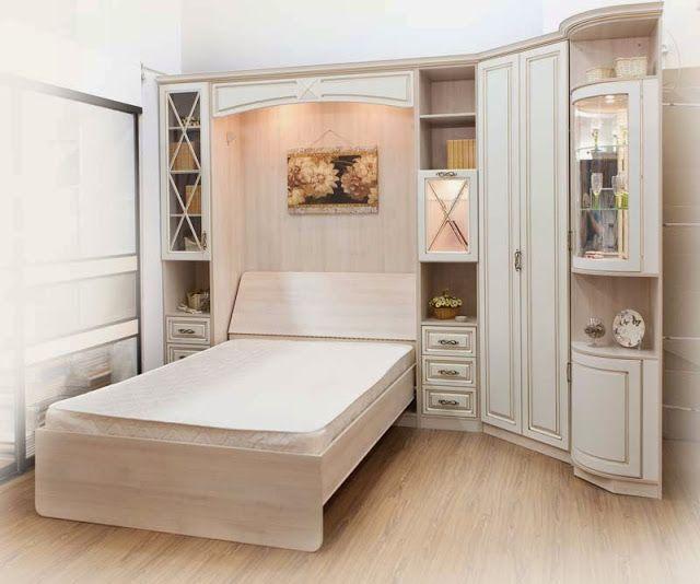 giường gấp âm
