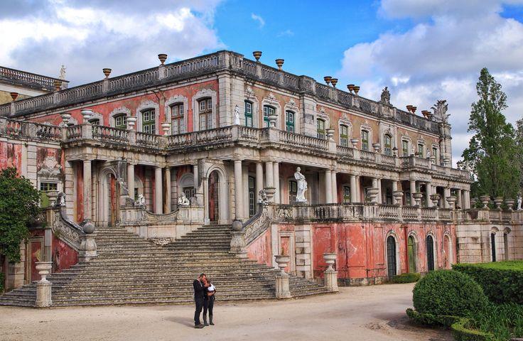 Queluz Palace (Facade)