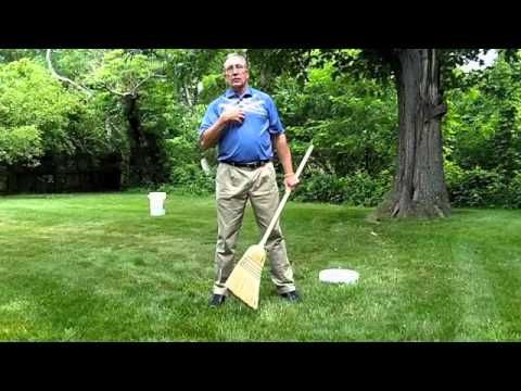 How Can a Broom Help with Your Golf Swing? - YouTube