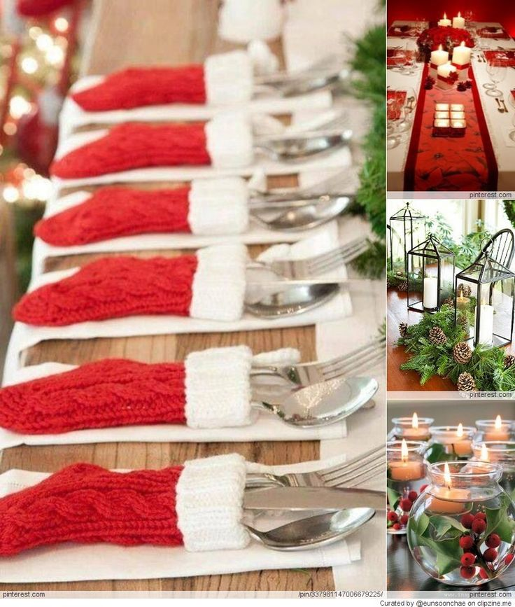 Christmas decorations party ideas pinterest for Pinterest christmas decorations for the home