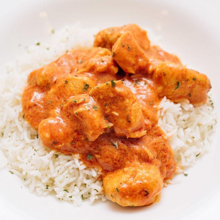 Cómo hacer pollo estilo indio con Thermomix