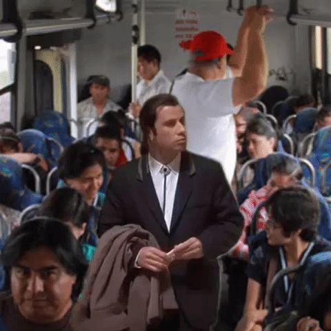 As melhores situações vividas pelo John Travolta confuso, o novo meme da internet! | Pizza de Ontem