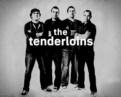 The Tenderloins are coming to Omaha September 27. I would cry just being in the same room as them :D