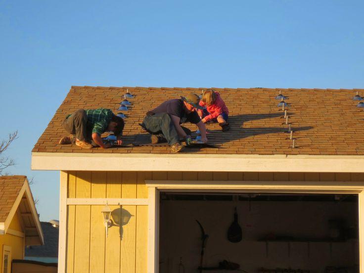 Valuable DIY Solar lesson for the kids! ThatSolarGuy.com - DIY Residential Solar Kits!