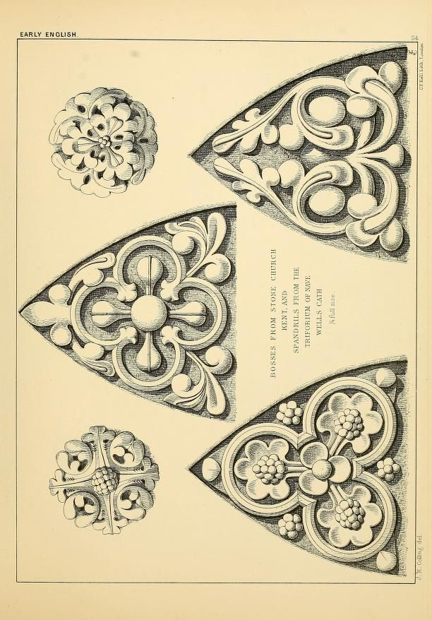 33 best Ornaments images on Pinterest Ornaments, Arabesque and
