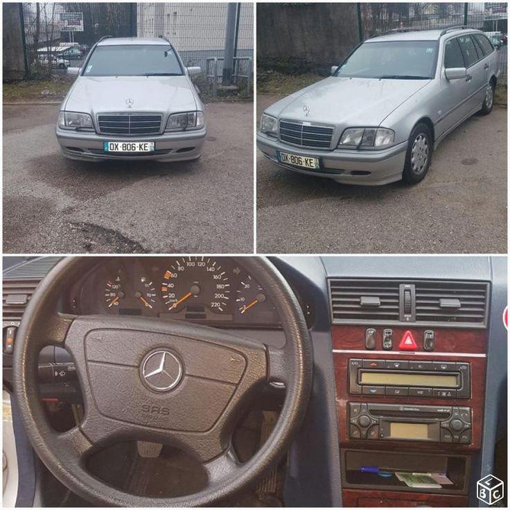 Mercedes classe c 220 cdi w202 Berceau plié Voitures Doubs - leboncoin.fr