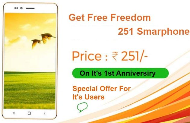 Get Free Freedom 251 Smartphone  #freedom251smartphonefree, #freefreedom251mobile, #ringingbellphonefree