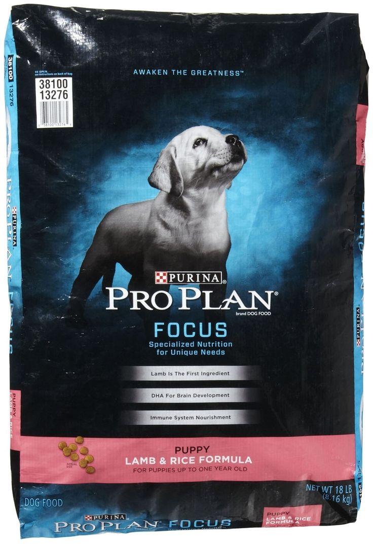 Purina Pro Plan Puppy Chow