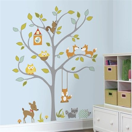 Best Images About Nurseries On Pinterest Woodland Creatures - Nursery wall decalswall stickers for nurseries rosenberry rooms