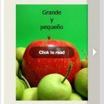 Free Spanish ebook http://www.spanishplayground.net/spanish-ebook-grande-y-pequeno/