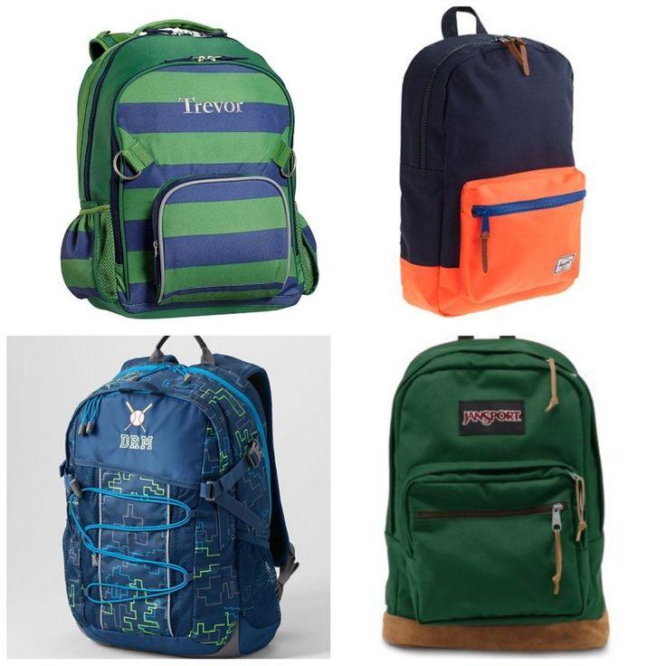 Globetrotting Mommy: Coolest Backpacks for Back to School.  Back to School, travel, backpacks for kids, Gap, Vera Bradley, LeSportsac, Jansport, L.L. Bean, Pottery Barn Kids, J. Crew, Lands' End, Fjallraven, Target, Itzy Ritzy, Hanna Anderson, Backpacks for boys, Globetrotting Mommy