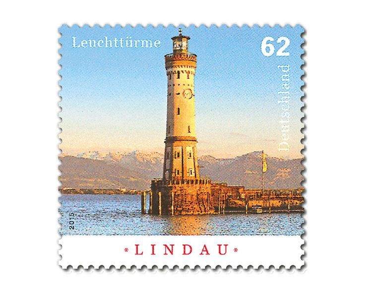 COLLECTORZPEDIA Lighthouses - Lindau