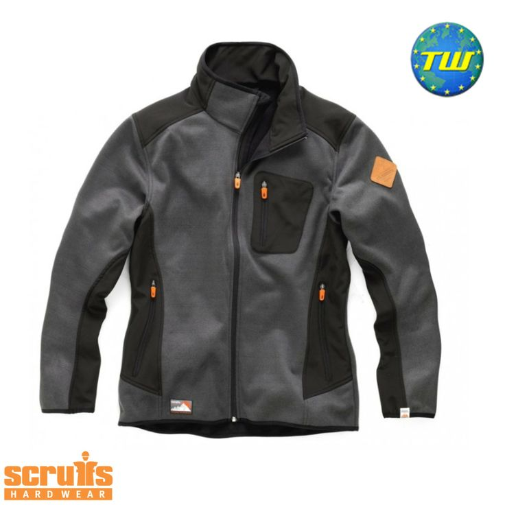 http://www.twwholesale.co.uk/product.php/section/10257/sn/Scruffs-Softshell-T51528 Scruffs Tech Softshell Jacket is a classic work jacket made using waterproof and windproof fabrics, for total outdoor protection.