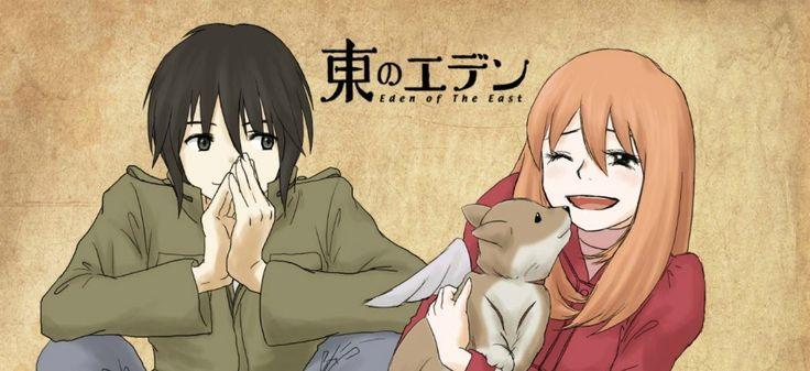 Xem phim Higashi no Eden Movie II: Paradise Lost HD Vietsub, Higashi no Eden Movie II: Paradise Lost.Nối tiếp movie 1, Takizawa và Saki trở về Nhật Bản.........