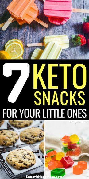 Keto-Snacks für Kinder. #keto #ketodiet #ketorecipes #ketogenic #ketogenicdiet