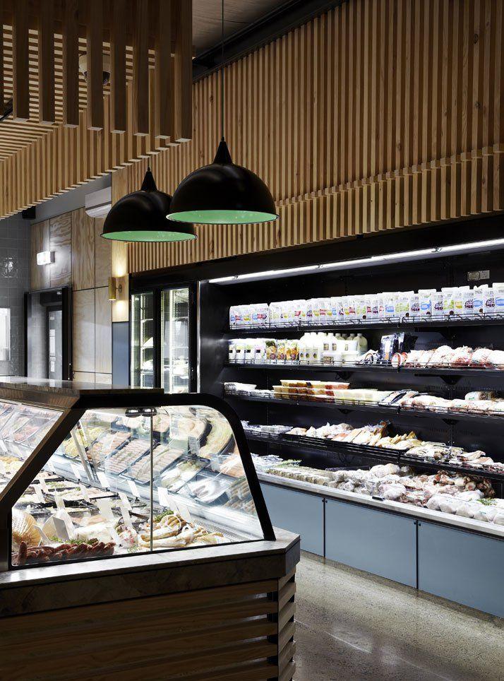 retail interior design interior ideas supermarket design free range