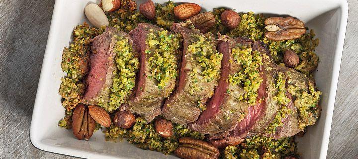 Dit is een makkelijk te maken vlees gerecht. De wijn die hier goed bij gaat is Fleur Haut Gaussens. De wijn is prima in balans en een allemansvriend. http://grapedistrict.nl/fleur-haut-gaussens-bordeaux-2009.html