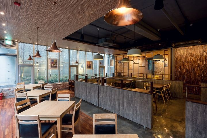 Hyunsung Korean restaurant by Jangmoksoo, Seoul – Korea » Retail Design Blog