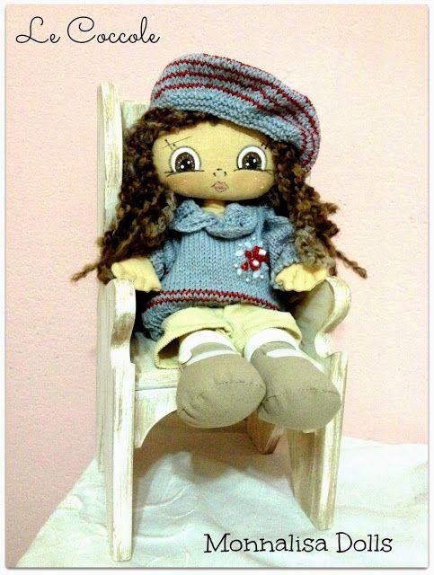 Monnalisa Dolls ♥: BRRRR che freddo.....con Le coccole