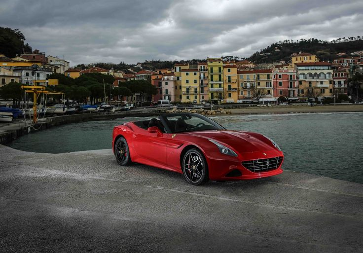 Ferrari California T – State of the Art