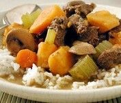 Old Fashioned Beef Stew http://www.calorababy.co.za/recipes/old-fashioned-beef-stew.html