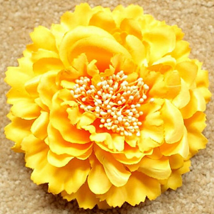 >> Click to Buy << Zebery Beach Photography Props Bohemian Flower Hairclip Holiday Big Sunflower Blooming Fabric Brooch Hairpin Boutique #Affiliate