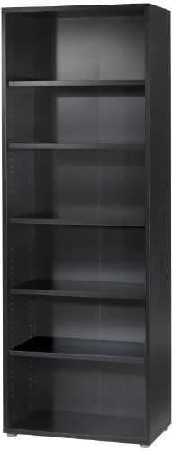 Tvilum Fairfax Short Wide Bookcase, Black by TVILUM. $129.99. Two fixed shelves. Contemporary. Clean with a damp cloth. All metal hardware. Melamine surface. Tvilum fairfax low and wide bookcase set. Part of the fairfax home office collection by tvilum. Manufactured from pefc certified sustainable forestry.