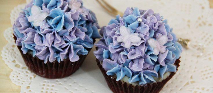 Jasmine & Lilac Cupcake Soap