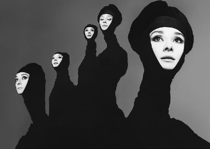 http://www.gagosian.com Audrey Hepburn, actress, New York, January 20, 1967 © The Richard Avedon Foundation