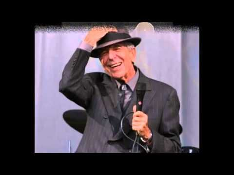 8 best images about more great music on pinterest let it for Leonard cohen music videos