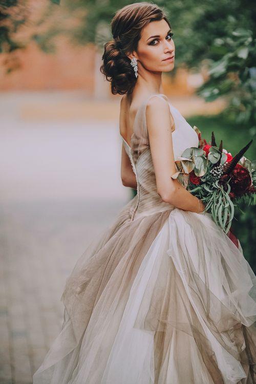 Дыхание Бохо в винном цвете аристократизма : 157 сообщений : Отчёты о свадьбах на Невеста.info